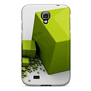 Awesome BlVaXAW4648kGMIo Bernardrmop Defender Tpu Hard Case Cover For Galaxy S4- Cubes Mt