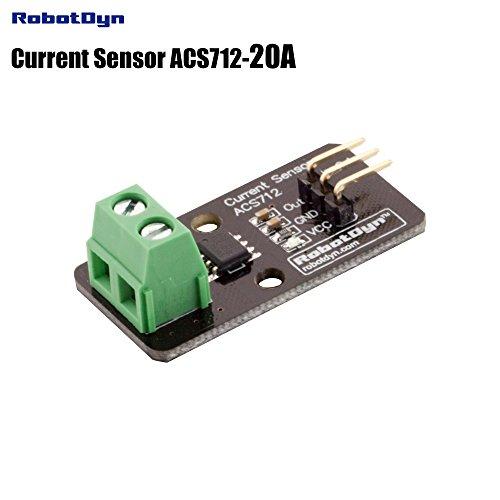 RobotDyn - AC/DC Current Sensor ACS712 (20A) -