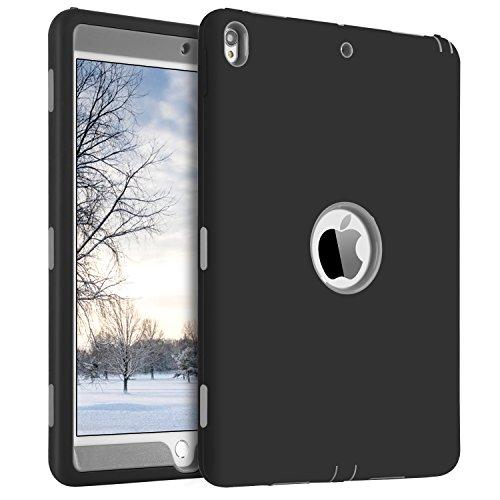 iPad Pro 10.5 Case, BENTOBEN 3 in 1 Heavy Duty Shockproof Sl