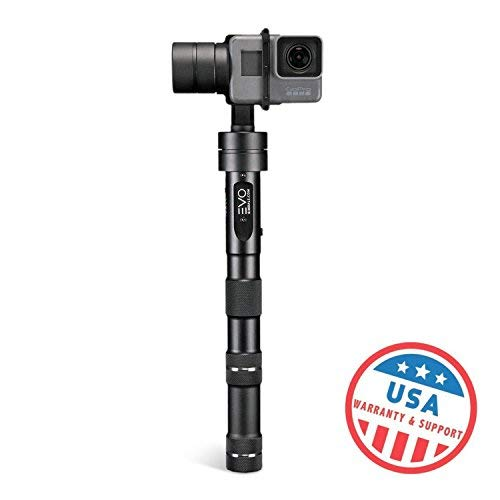 EVO GP-PRO 3 Axis GoPro Gimbal for Hero4, Hero5, Hero6 or Hero7 Black,...