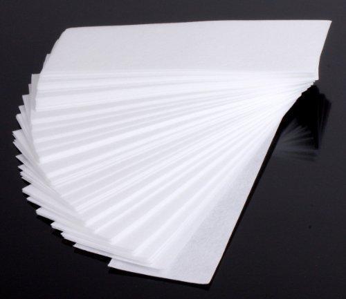 Jovana 100pcs Professional Armpit Leg Hair Removal Wax Paper Depilatory Nonwoven Epilator by JOVANA