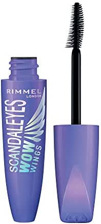 Mascara & Lashes: Rimmel Wow Wings
