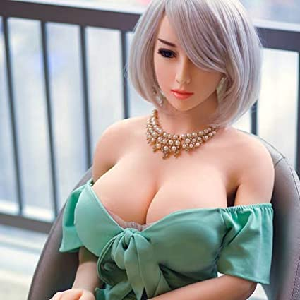 Private delivery EDECO165cm Inflatable Novelty Half Silicone Perfect Woman Doll