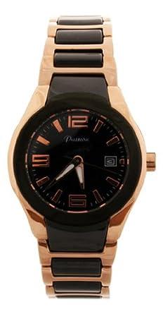 Uhr fÜr Frauen - Passion Z657L Black & Kupfer