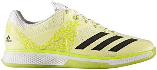 adidas Counterblast W, Zapatillas de Balonmano Para Mujer Amarillo (Amahie / Neguti / Ftwbla)