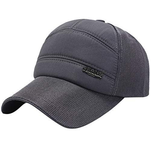 Mbtaua Embroidered Unisex Baseball Caps Breathable Adjustable Hat Cool Caps Dad Hats