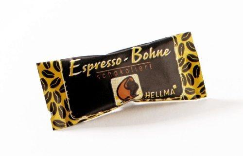 Hellma Espresso Bean in Dark Chocolate 418g