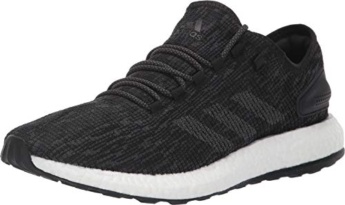 adidas Running Men's Pureboost Black/DGH Solid Grey/DGH Solid Grey 8 D US