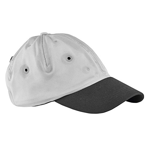 Evaporative Cooling Hat, Baseball Cap Style, Wearer Stays Cool and Dry, Breathable Comfort, Ergodyne Chill Its 6686