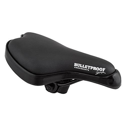 Black Ops MX / Free Style BMX Saddle, Mini BMX, Black