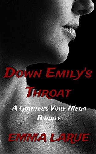 Down Emilys Throat A Giantess Vore Mega Bundle By Larue Emma