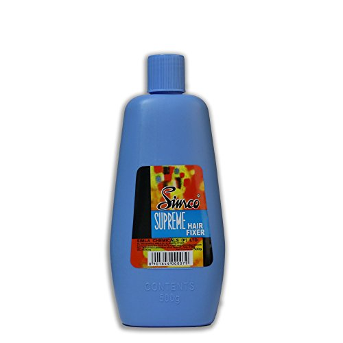 orignal Simco hair fixer Supreme Blue 500gm best quality