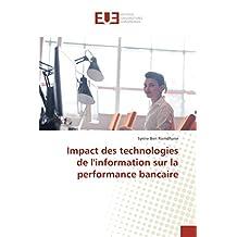 IMPACT DES TECHNOLOGIES DE L INFORMATION SUR