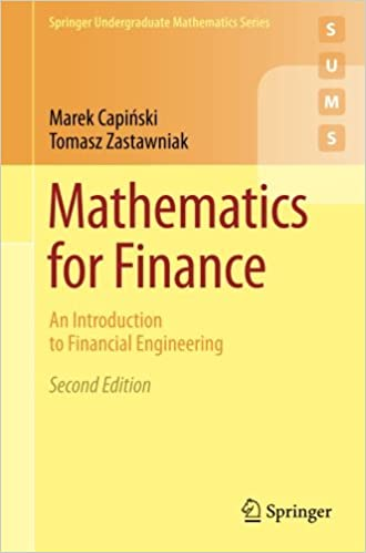 mathematics for finance an introduction to financial engineering