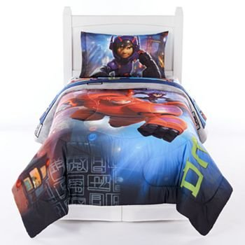Big Hero 6 Prodigy Bed Set
