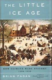 Little Ice Age - How Climate Made History 1300-1850