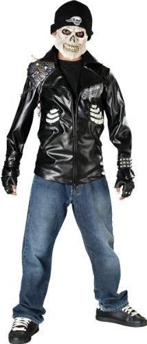 Death Rider Costume (Rubie's Costume Co NLP Death Rider Costume, Teen)