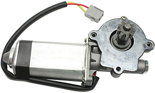 1991 Ford Mustang Convertible (Evan-Fischer EVA166072114401 Window Motor for MUSTANG 84-93 LH Rear Power w/o Regulator Convertible Replaces OE Number E4ZZ76233V95ARM)