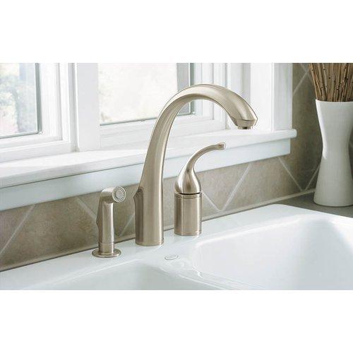 Kohler Forte Single Handle Kitchen Faucet Repair: KOHLER Forte®Single-Control Remote Valve Kitchen Sink