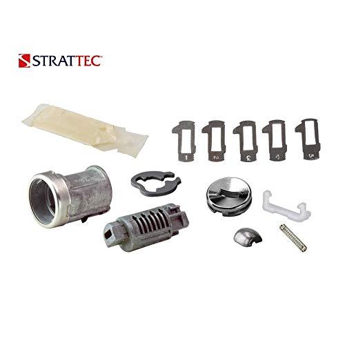 Ford Ignition Lock Cylinder - Strattec Ignition Lock Cylinder Kit Ford Focus 707592