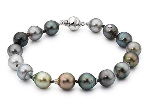 Adriana bracelet avec perles des tahiti Stella di Notte N11