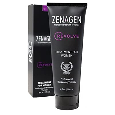 Zenagen Revolve Treatment for Women, 6 Fl Oz
