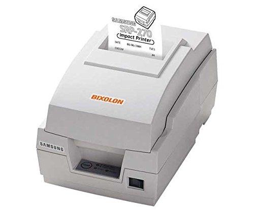 Bixolon Srp 270 Receipt Printer - BIXOLON SRP-270 Dot Matrix Printer - Monochrome - Desktop - Receipt Print / 4.6 lps Mono - 80 x 144 dpi - USB / SRP-270CU /