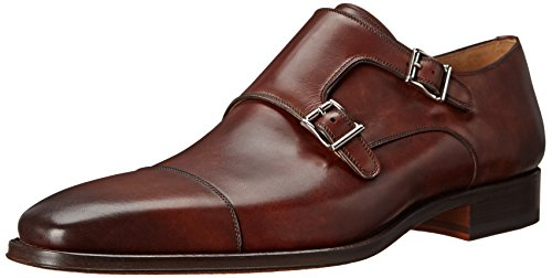 Magnanni Men's Cotillas Oxford, Guodi Mid Brown, 10.5 M US