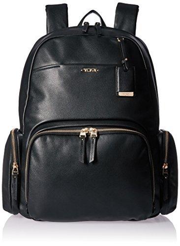 [해외]투미 보이 야르 가죽 칼레 배낭/Tumi Voyageur Leather Calais Backpack