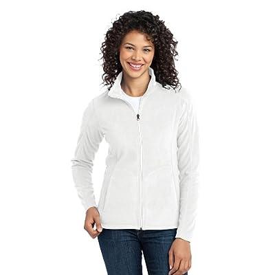 Port Authority Women's Microfleece Jacket at Women's Coats Shop