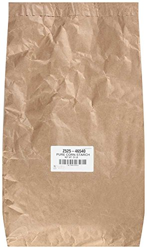 Cornstarch Bags 25 Pound - 1 Each by PRECISION FOODS INC