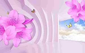 Print.ElMosekar Metal Wallpaper 270 centimeters x 330 centimeters , 2725614160893