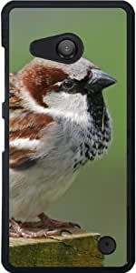 Funda para Microsoft Lumia 550 - Pájaro by WonderfulDreamPicture