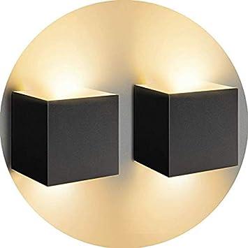 Convient 2 Ip65 Up Design 3000k Murale Applique Moderne丨applique Led Down 12w Etanche Pièces丨applique Ledmo Interieurexterieur xrhdCQts