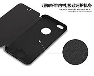 Custom design and perfect fit for IPhone6/6Plus clamshell apple 6 cases 4IN/5.5 inch smart Windows ultra-thin holster