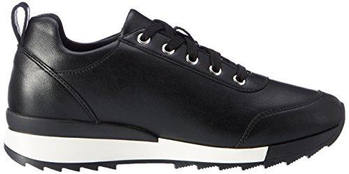 Love Moschino Ladies W.sneakers Multicolore (nero / Nickel)