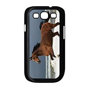JCCFAN Horse Phone Case For Samsung Galaxy S3 I9300 [Pattern-1]