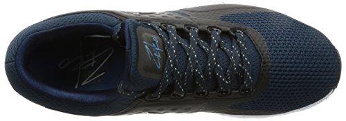 Nike Air Max Zero Premium Mens Scarpe Da Corsa Nere; Blu; Bianco