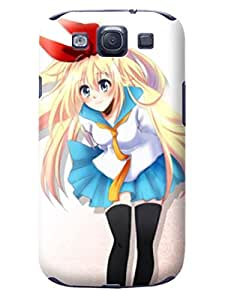 Custom Lightweight Waterproof New Style fashionable NISEKOYI Phone Protector Cover for Samsung galaxy s3