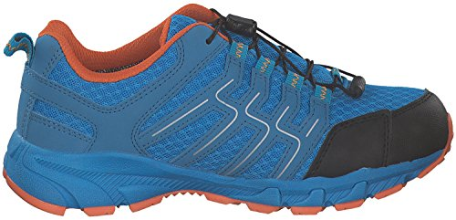 Kastinger Trail Runner 22350-511 Mænd Nemt Vandre Halbschuh Blå (blå / Orange) iTpoVMu6a
