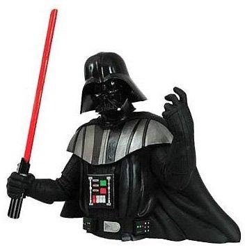 Darth Vader Bust Bank by Diamond Select