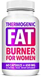 Weight Loss Pills For Women - Appetite Suppressant with Garcinia Cambogia - Natural Fat Burners For Women Thermogenic Supplements and Raspberry Ketones - Best Safe Diet Pills That Work Fast For Women