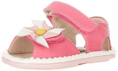 See Kai Run Alanna Sandal (Infant/Toddler),Hot Pink,4 M US Toddler