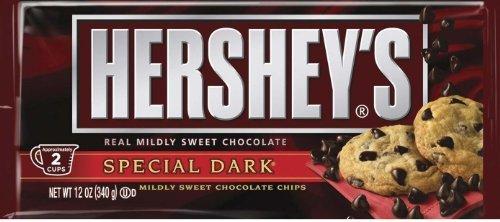 Hershey's Special Dark Baking Chips-12 oz