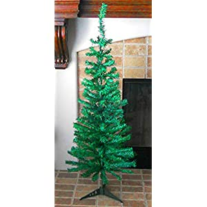 TEKTRUM ARTIFICIAL CHRISTMAS TREE WITH 48 PINE CONES AND GLITTER TIPS FOR CHRISTMAS/HOLIDAY/PARTY (Model TD-SYCT-1607E) 22