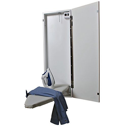 built in ironing board center - 1