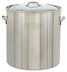 Bayou Classic 1082, 82-Qt. Stainless Fryer/Steamer