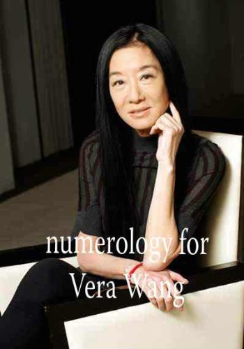numerology-for-vera-wang