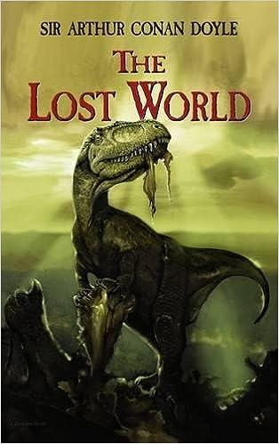 Resultado de imagem para the lost world conan doyle