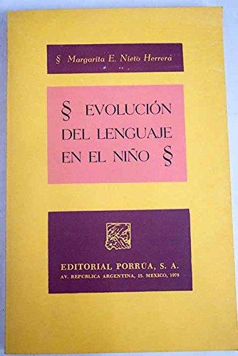 es Lenguaje Libros Margarita Herrera Evolucion E Niño Nieto En El Del Amazon FWY1wBq